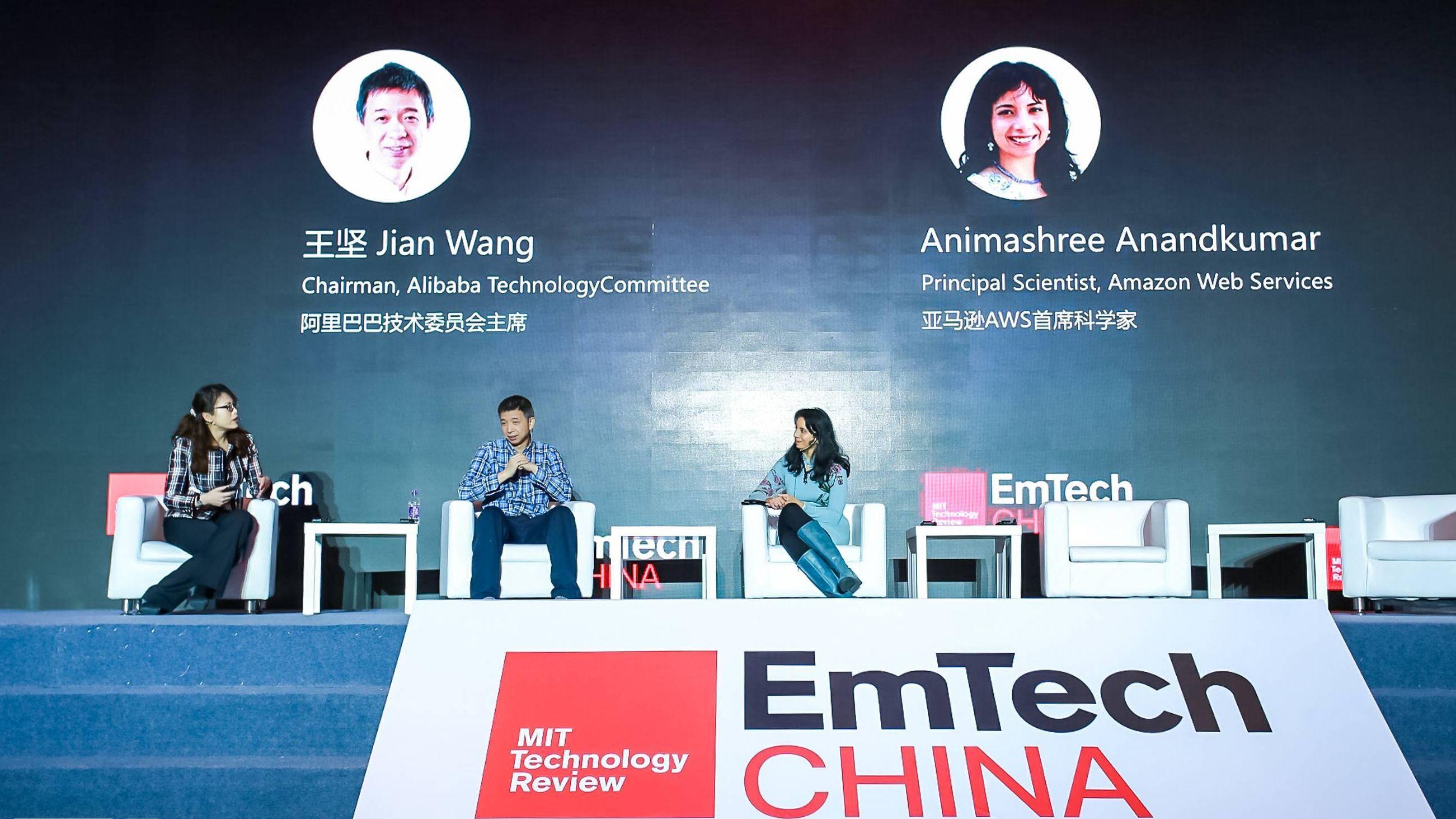 AI技術の未来をかけて激突、中国と米国の覇権争い