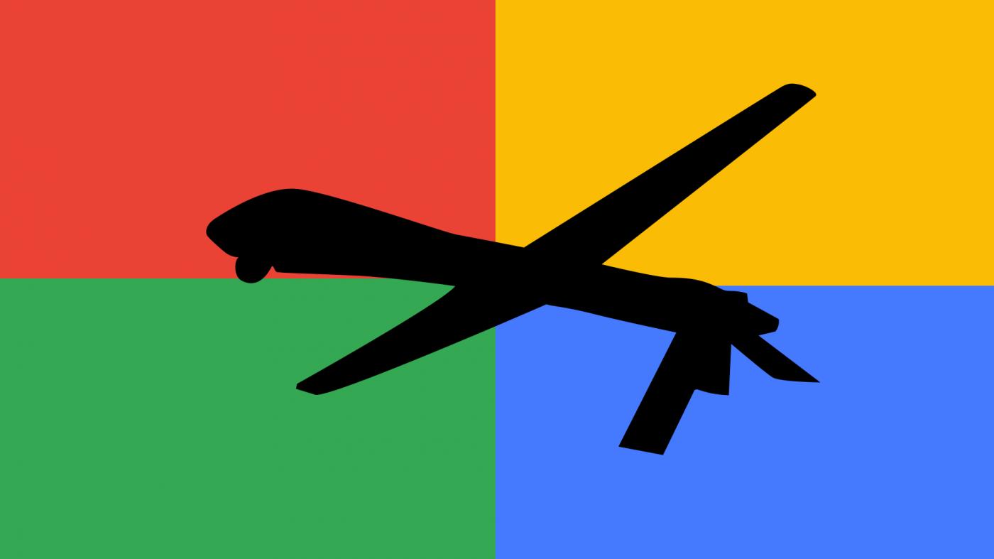 グーグルが映像分析で国防総省に協力、「軍事参入」に反発も