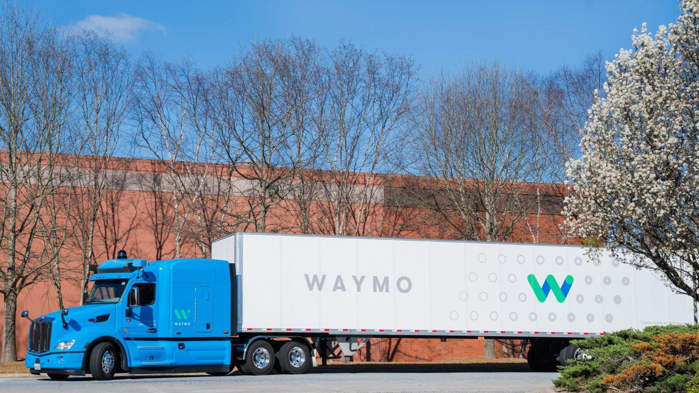 ウェイモが自動運転トラックで貨物輸送に参入、グーグル向けから