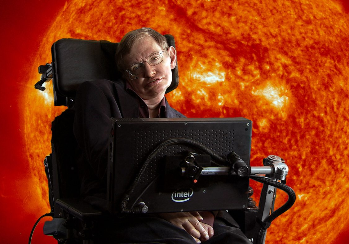 ホーキング博士が76歳で死去、宇宙論の進歩に貢献