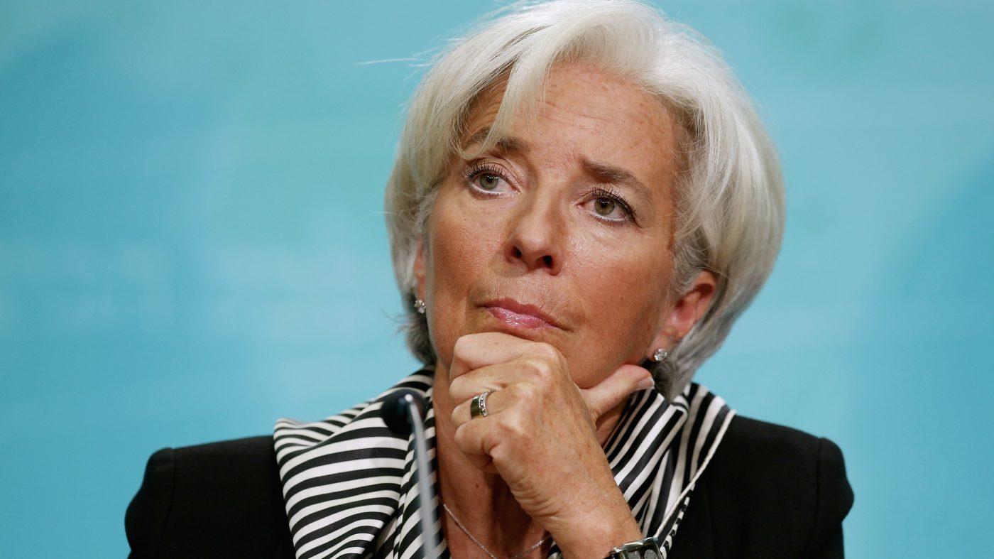 暗号通貨の「闇」にはブロックチェーンで対抗を、IMF専務理事