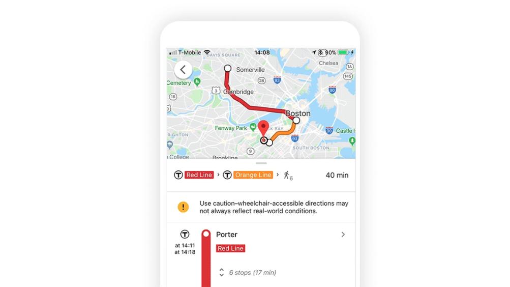 グーグルマップとエアビーアンドビー、バリアフリー検索に対応