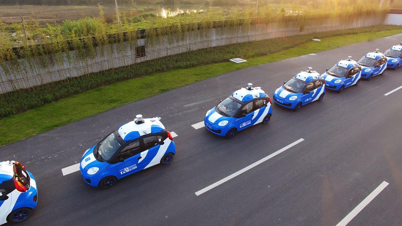 バイドゥが北京で自動運転車の公道試験、当局が初の許可