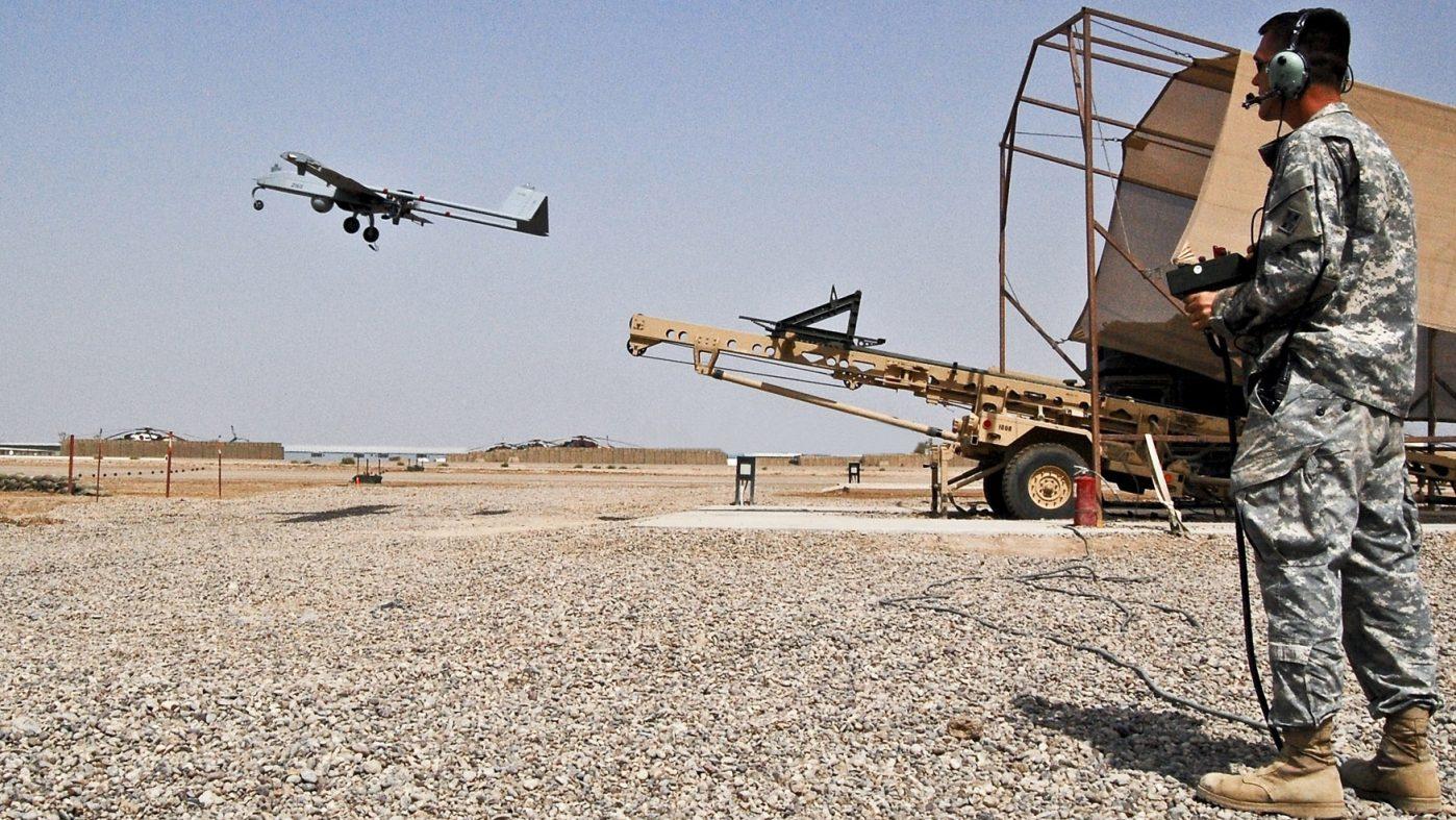 ロシア軍が米軍ドローンに妨害電波、シリアでの作戦に影響