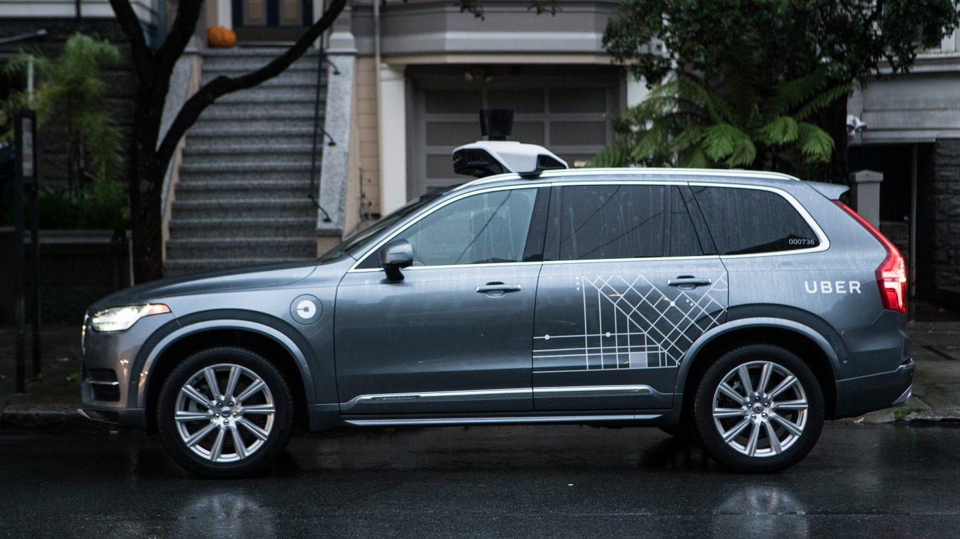 「都市に自家用車は不要」、移動手段の「総取り」狙うウーバー