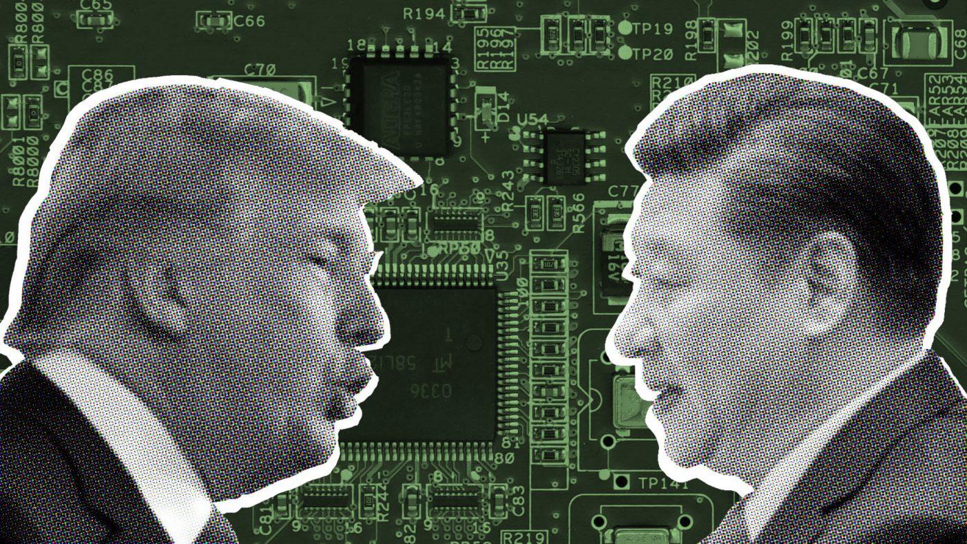 米中貿易戦争が過熱、ハイテク投資阻止に一歩も引かない構え