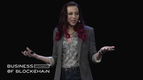 ブロックチェーンは世界を変えられる——「暗号通貨の女王」語る