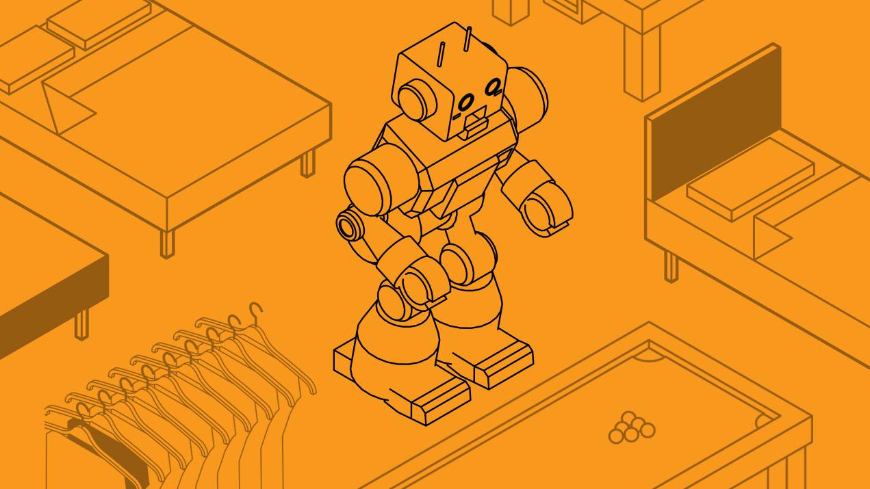 アマゾンが家庭用ロボットを極秘開発中、年内に試験配備か