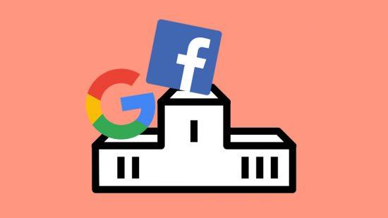 EUの一般データ保護規則、フェイスブックやグーグルに有利か