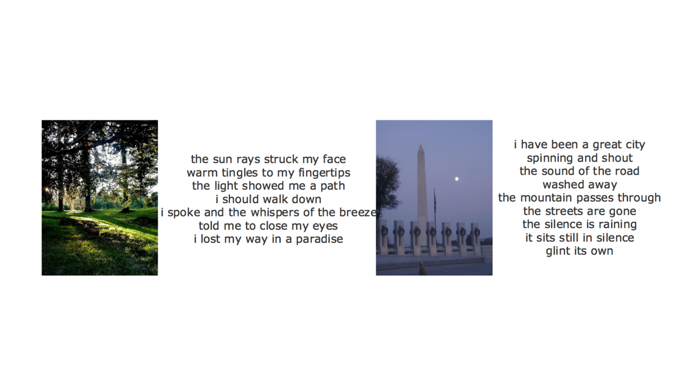画像から中二病っぽい「詩」を作るAIポエマーが登場