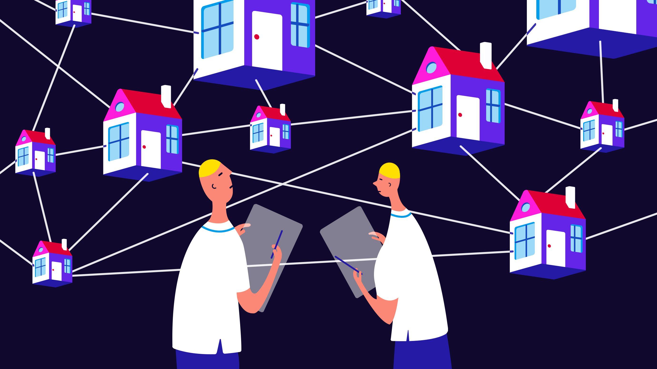 ナップスター開発者が目指す、IoTホットスポットの壮大な計画