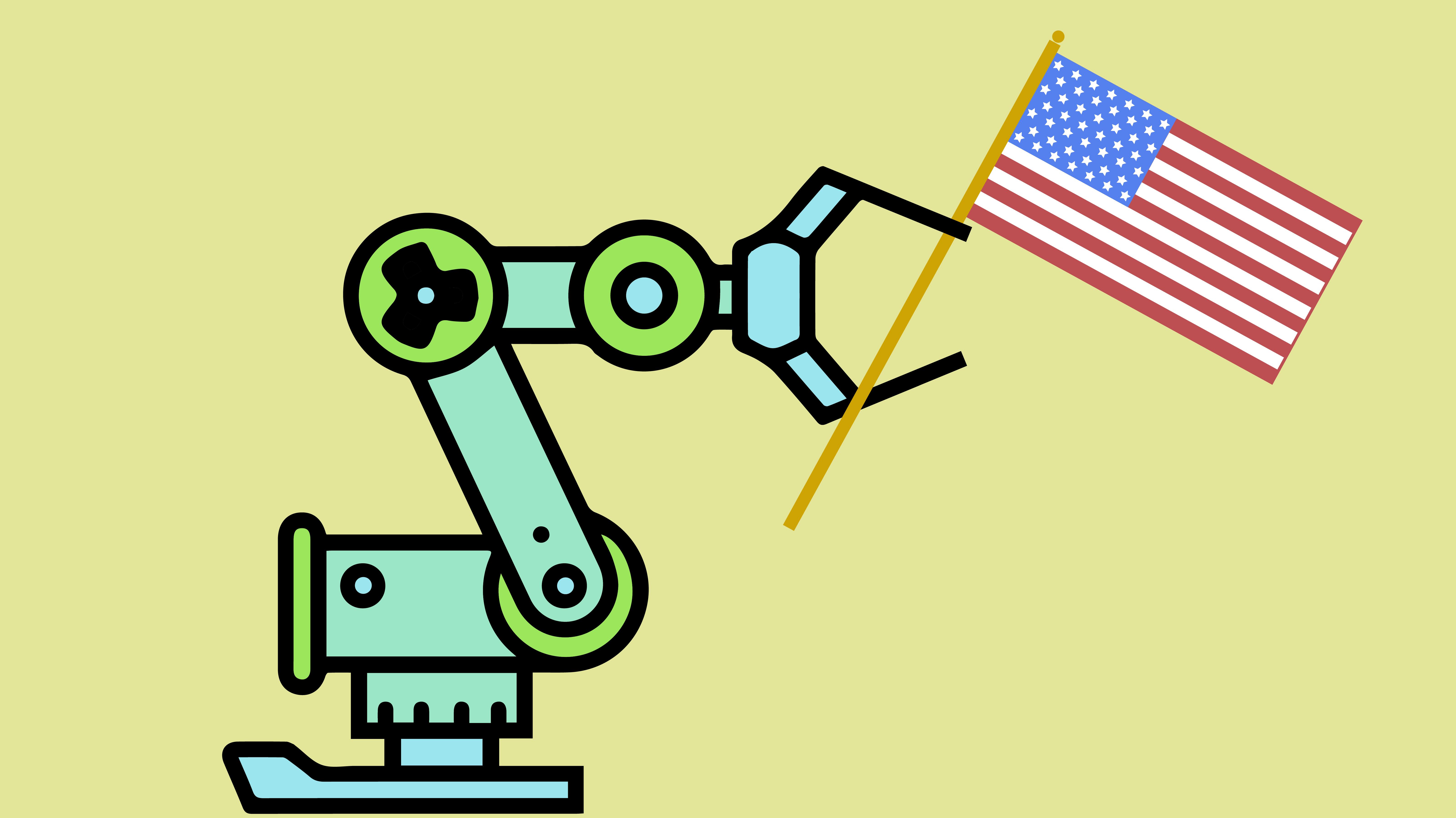 AIでも「米国第一」、トランプ政権が発表したしょぼすぎる政策