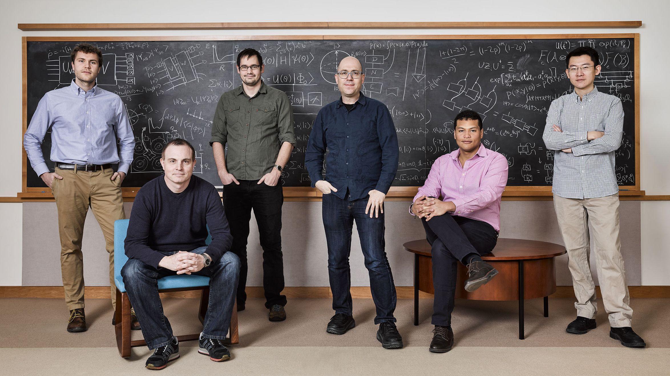 量子コンピューターに特化、 ハーバード大教授が創業した アルゴリズム企業の勝算