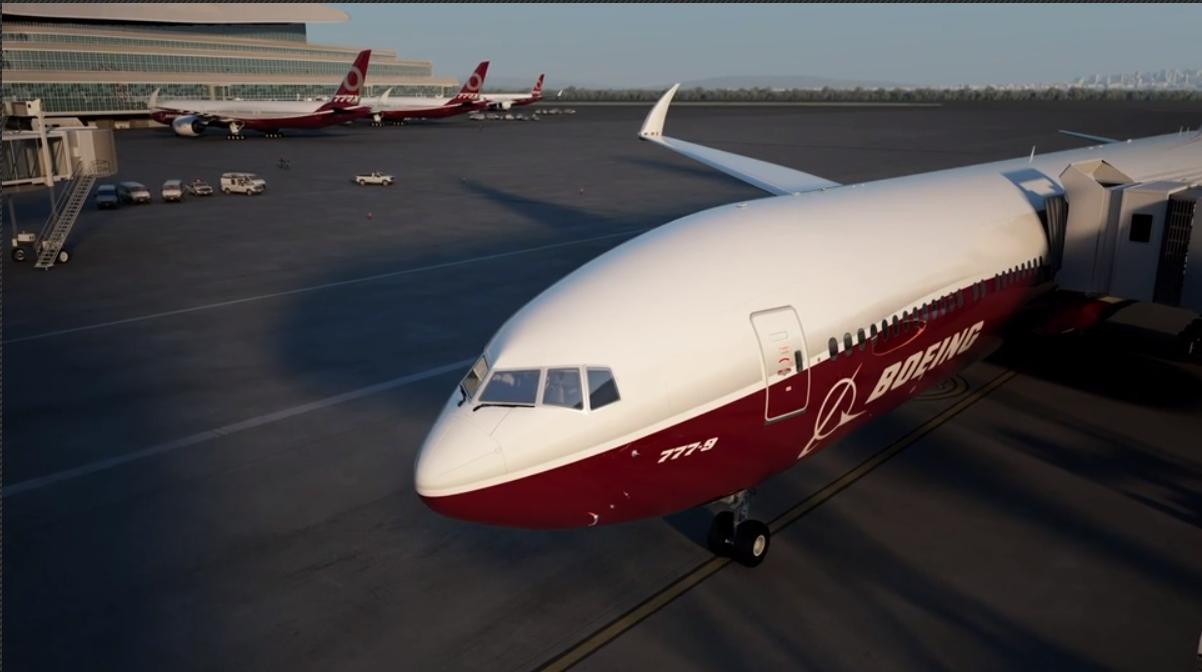 米連邦航空局、ボーイング新型機の折り畳み翼を承認