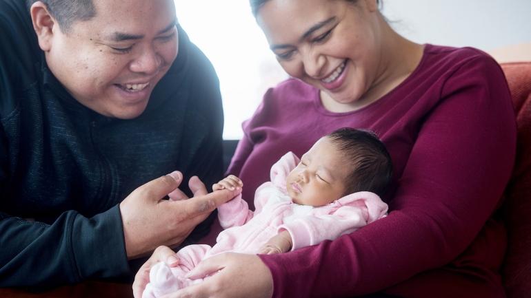 子宮内の胎児に幹細胞注入、遺伝性血液疾患を出産前に治療