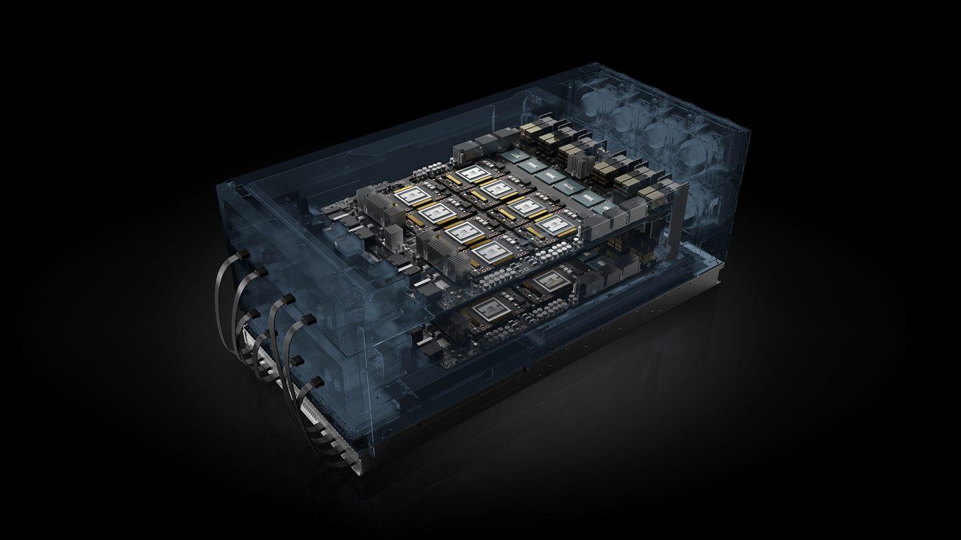 エヌビディアがAIチップ発表、1万5500枚/秒の画像処理を実現