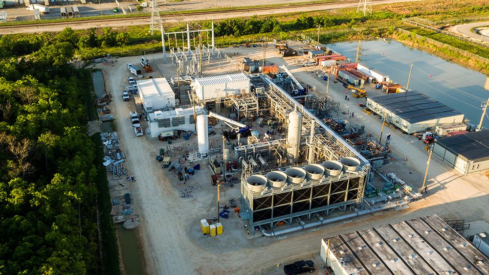 CO2を完全に回収、アラム・サイクル方式の実験発電所が稼働