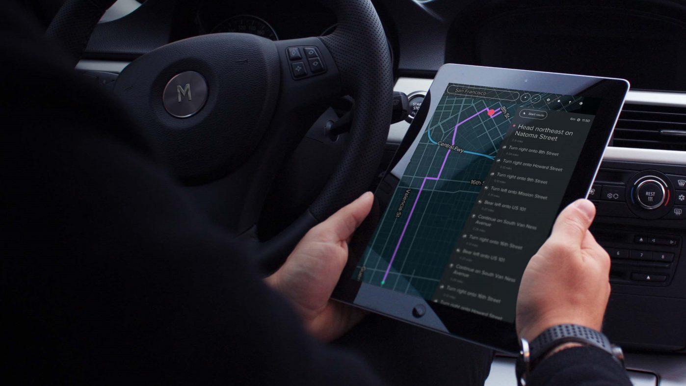 人気アプリが使う地図「マップボックス」に驚きの新機能