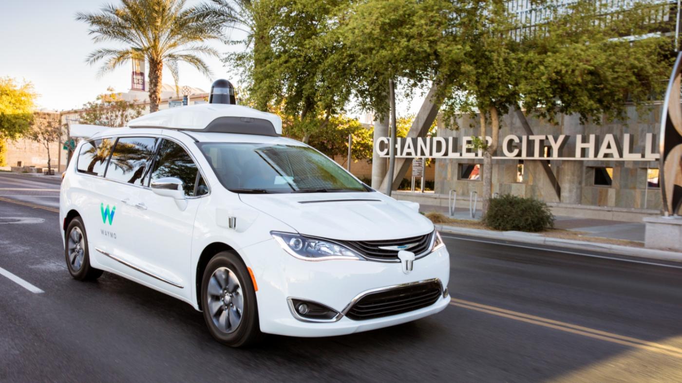 ウェイモとGMが新発表、自動運転車の開発競争が激化