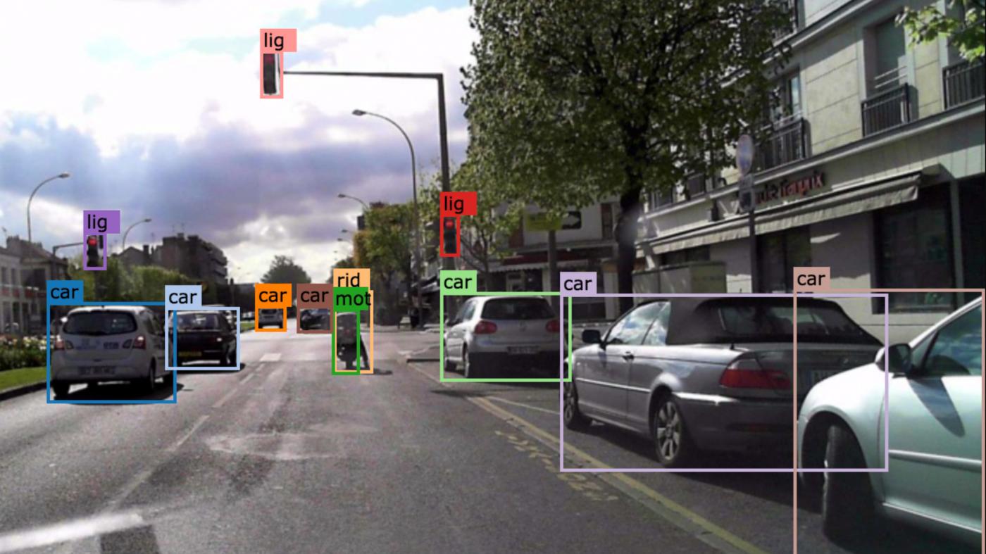 自律自動車向け大規模データセット、UCバークレーが公開