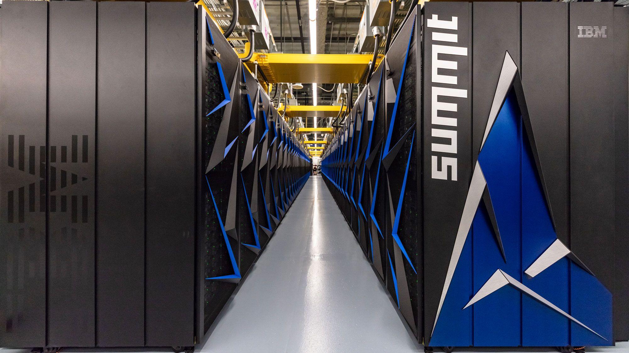 AIに特化した世界最速機、 スパコン新時代の幕開け
