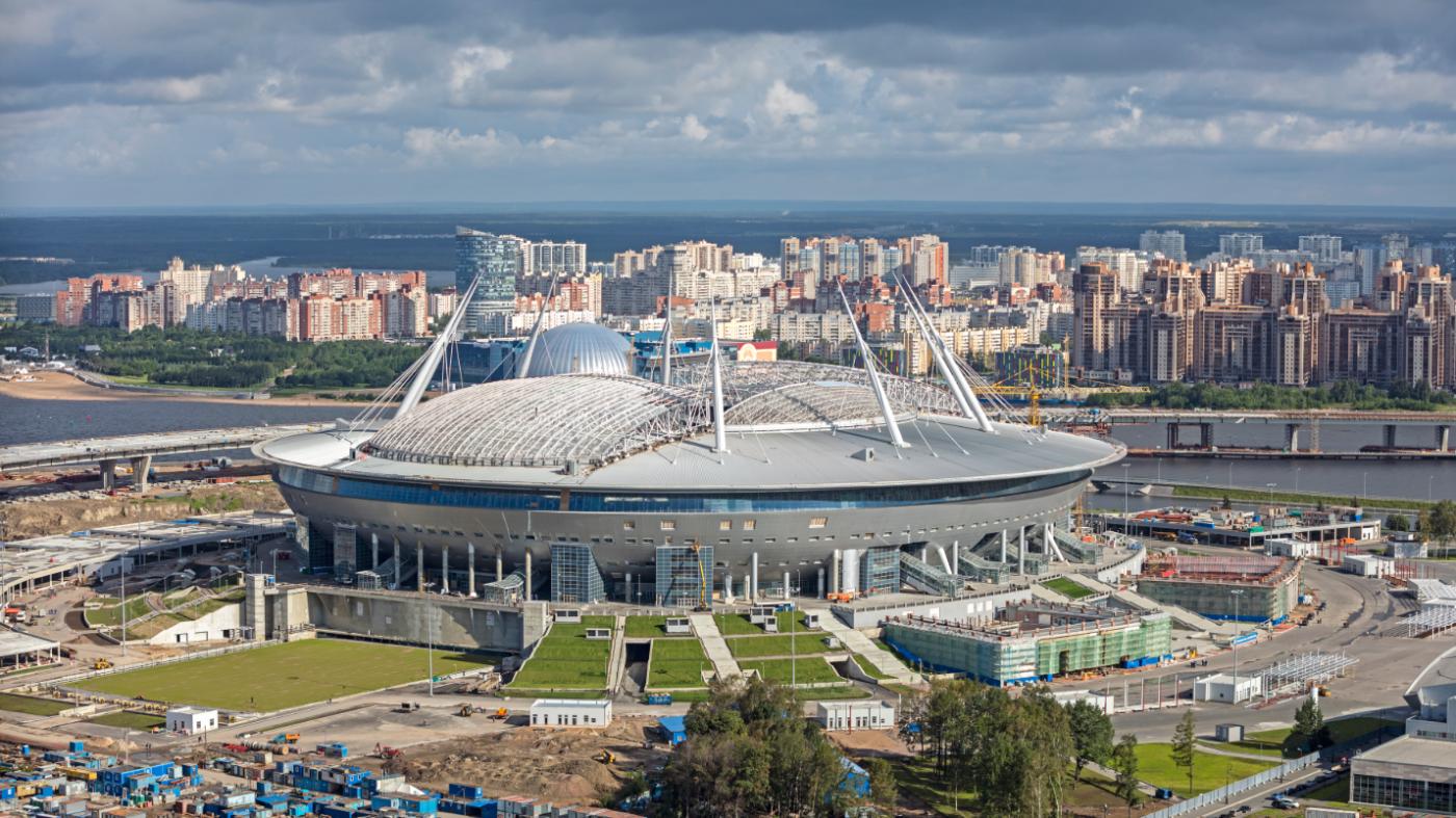 ロシアがW杯で5Gの取り組みを加速、VRストリーム配信を計画
