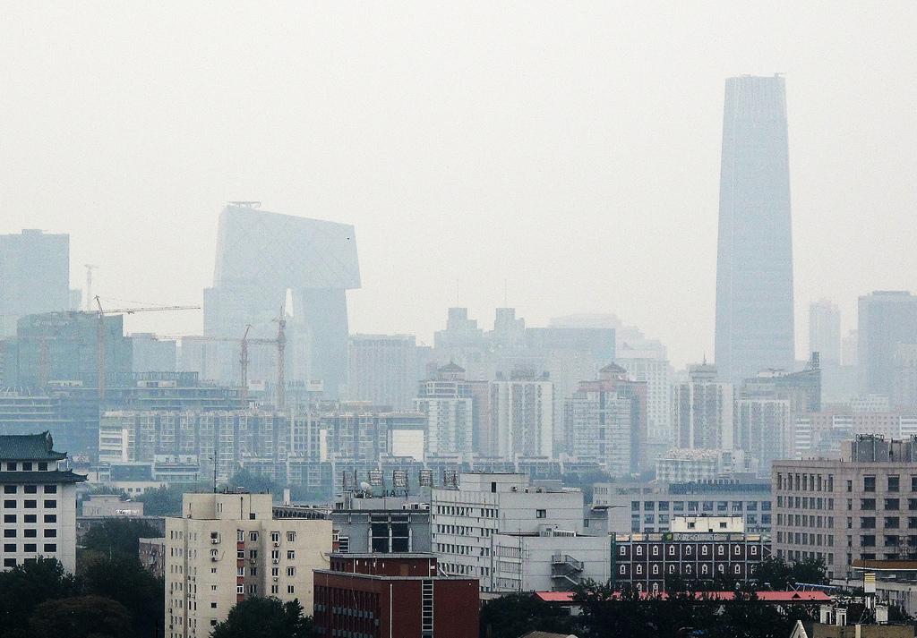 フロンの大気中濃度が上昇、中国企業がひそかに製造か