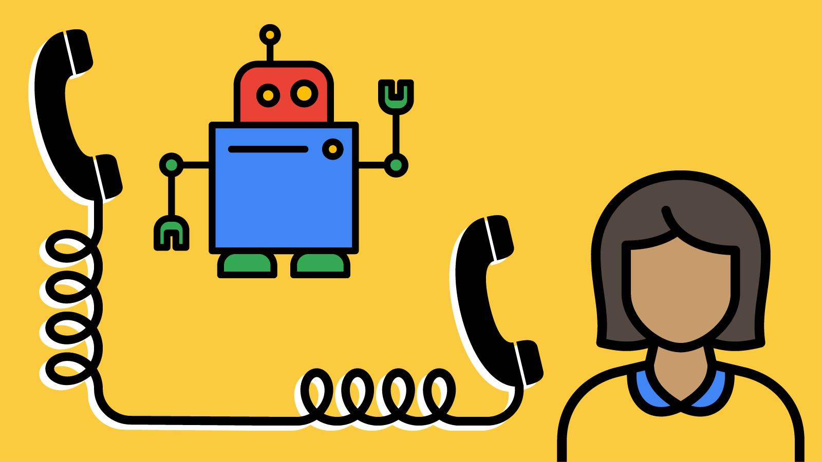 グーグルのAI電話予約システム、「不気味」との批判受け改良