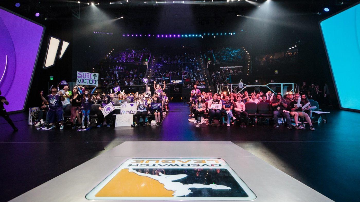 オーバーウォッチリーグ、米国でeスポーツ初のテレビ中継