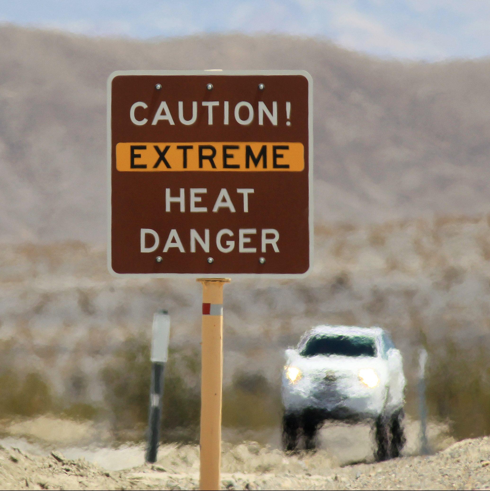 地球温暖化で自殺者が数万人増加か、新研究で判明