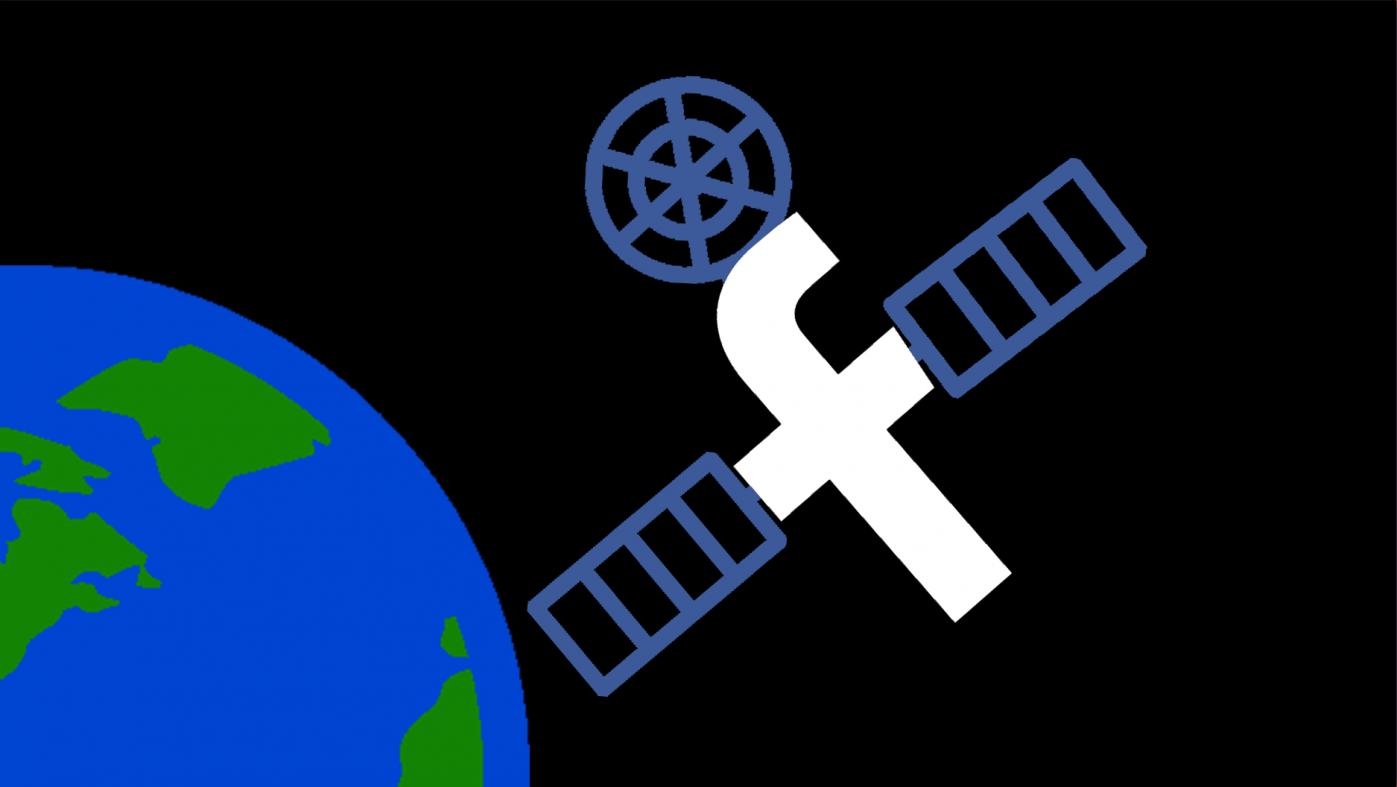 フェイスブック、衛星インターネット参入へ