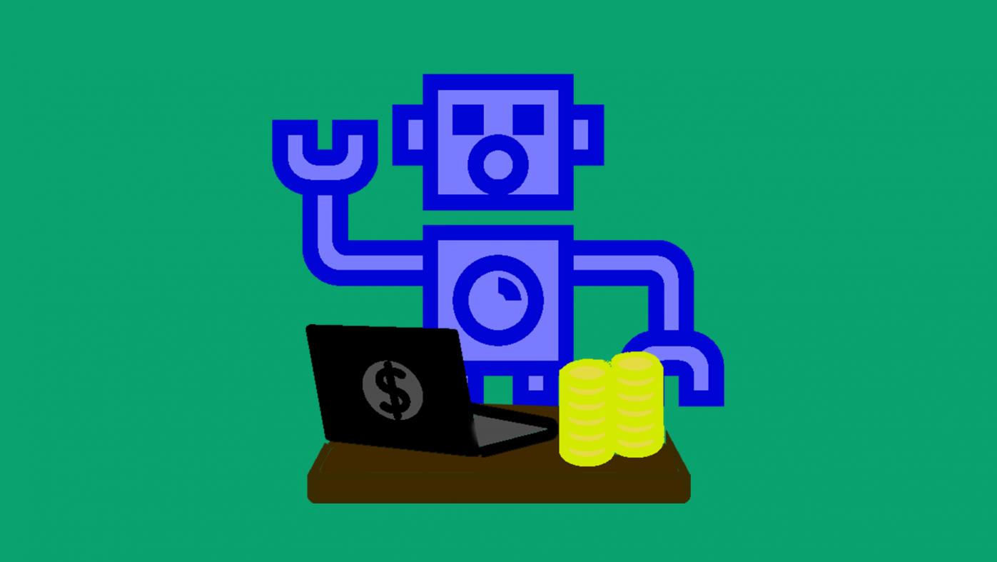 スウェーデン大手銀、行員のロボット化で営業利益30%増