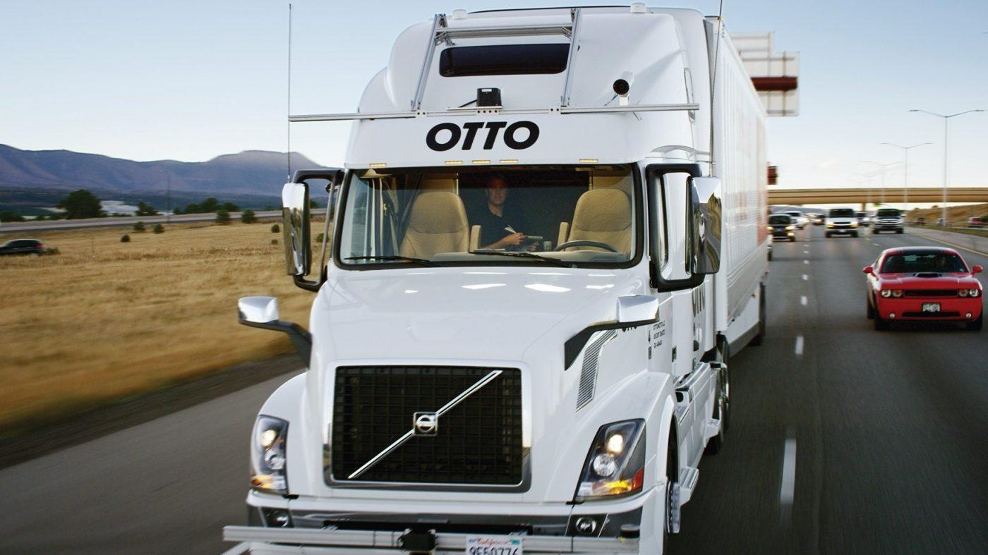 ウーバーが自動運転トラック部門を閉鎖、開発撤退へ