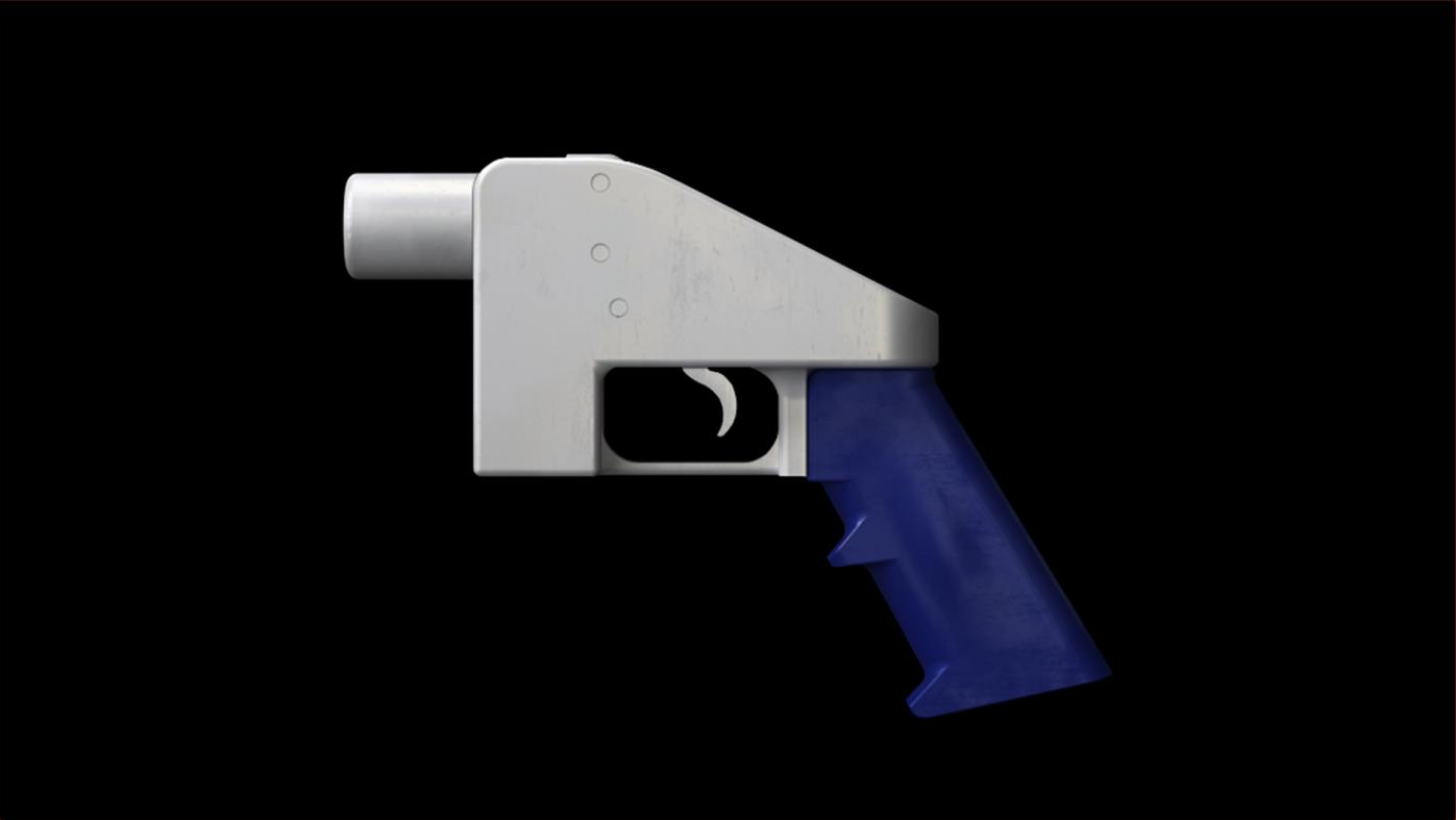 3Dプリンター銃の設計図が公開差し止めも、すでに数千人がDL