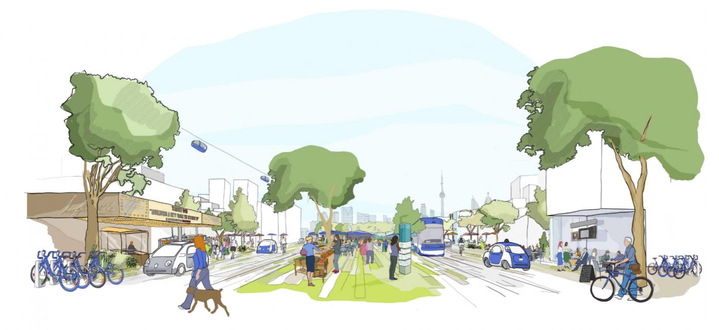 グーグルの「先進的すぎる」スマートシティ、地元反対で計画に遅れ