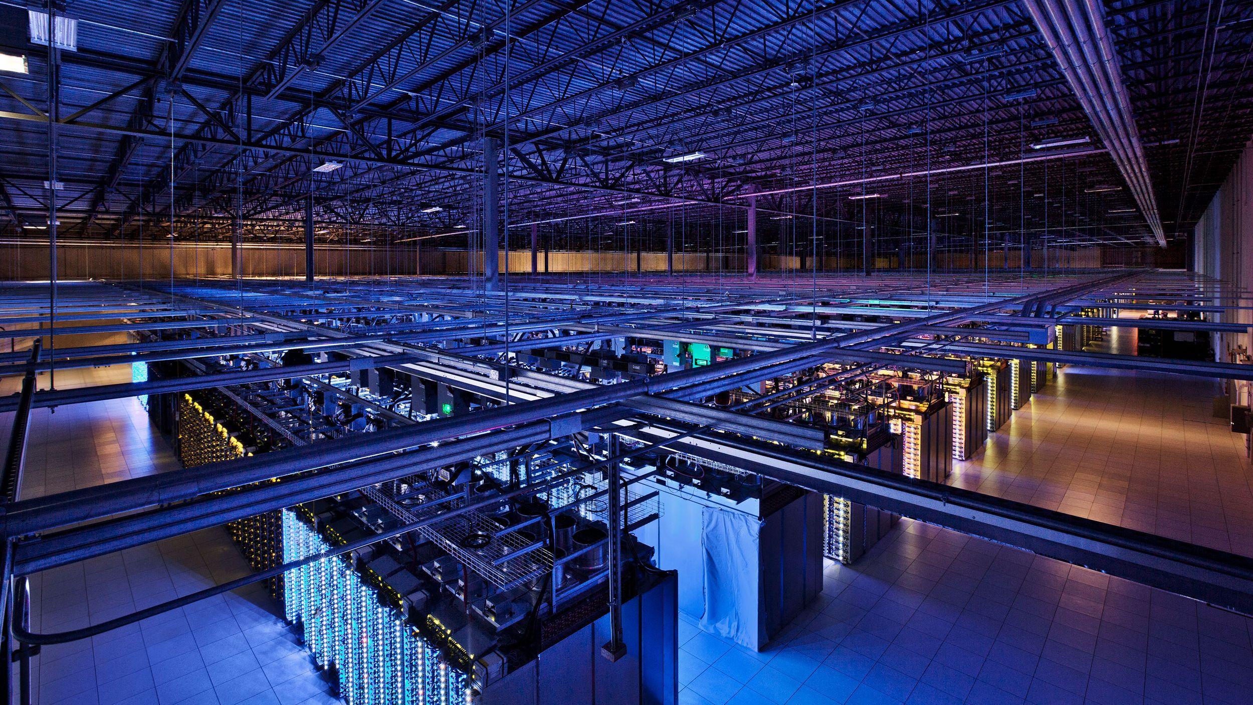 グーグルがデータセンターの空調をAIで節約、アルファ碁技術応用