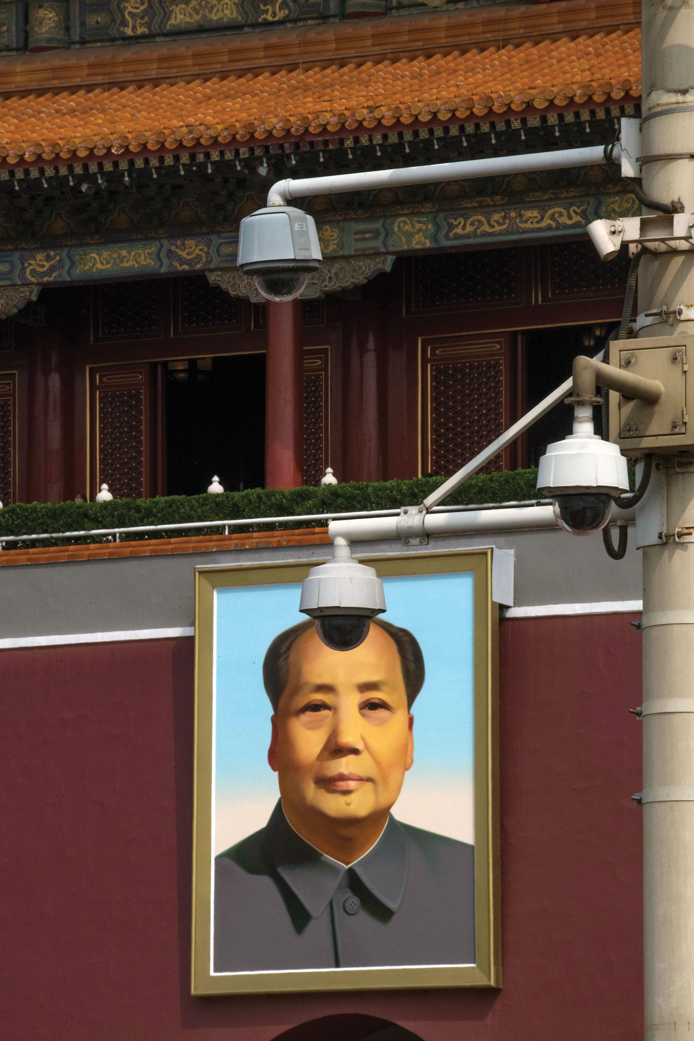 データを武器に変えた 「最強の独裁国家」 中国・社会信用システムの闇