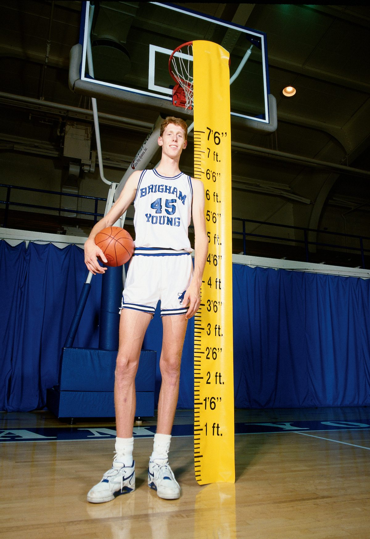 伝説のNBA選手から分かった、多遺伝子リスクスコアの「使いどころ」