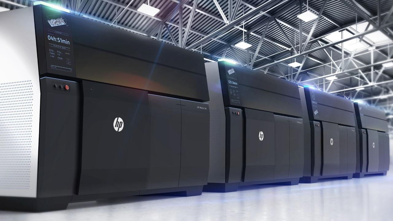 HPが金属3Dプリンター市場に参入、VWら製造大手が続々採用