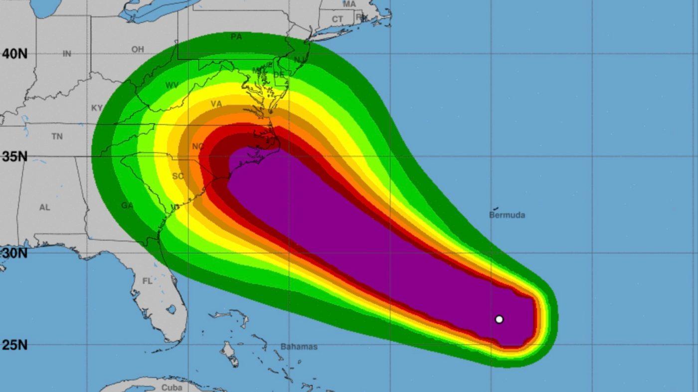 米北部襲う巨大ハリケーン、テクノロジーにできることは?