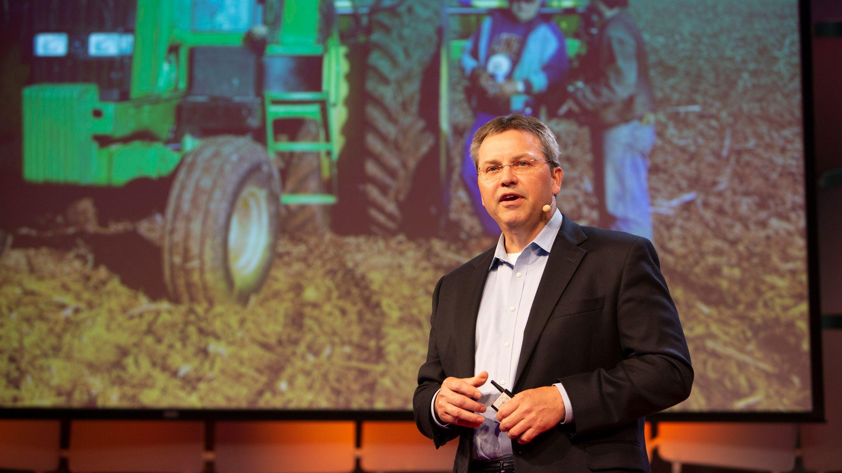 品種や肥料をソフトが助言——元グーグル社員が描く農業IoTの未来