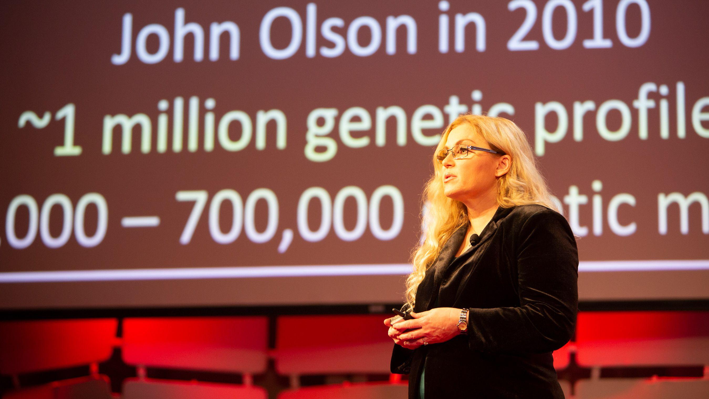 遺伝子系図探偵が予測する 犯罪捜査の未来