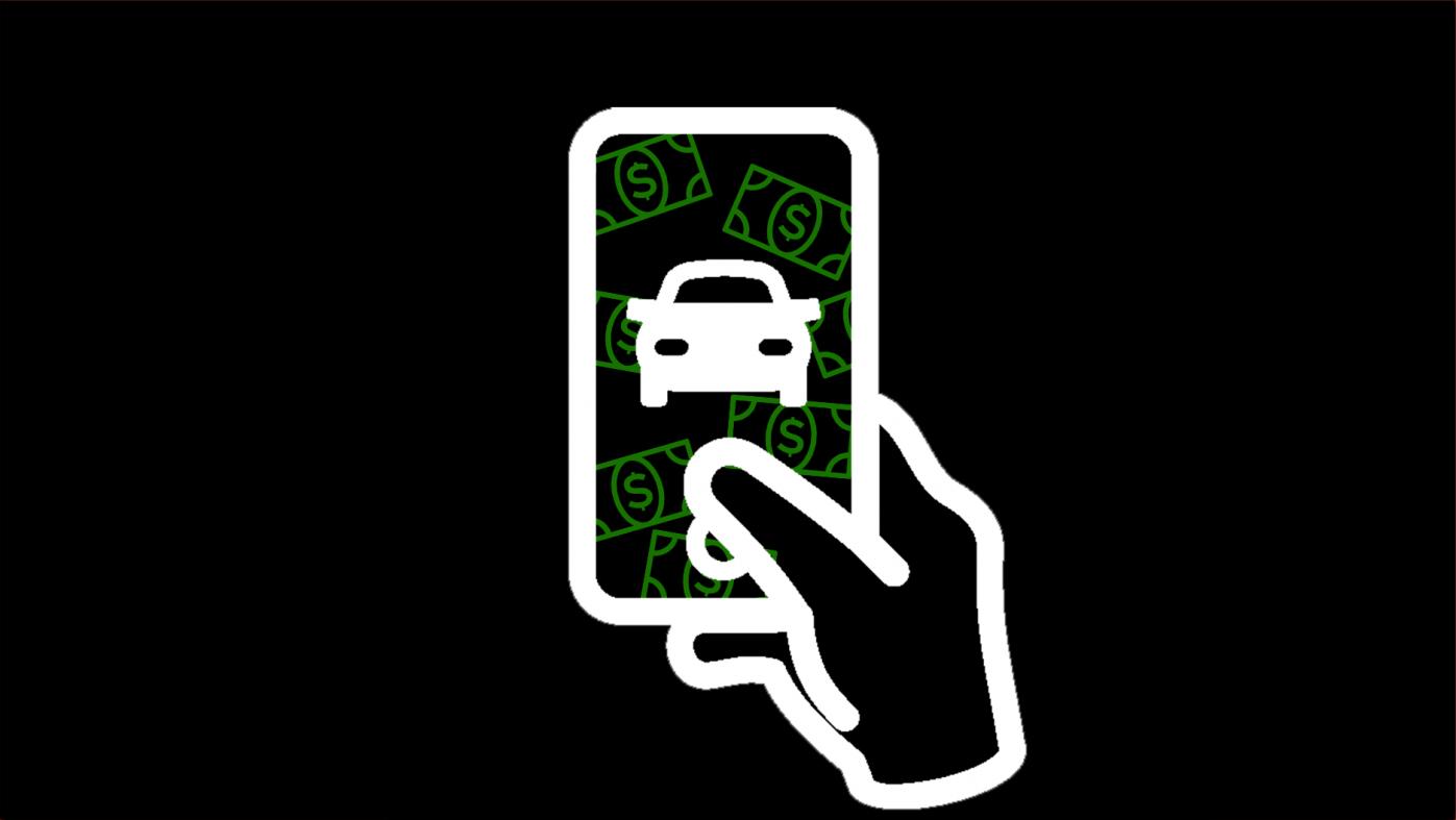配車サービスのドライバー収入が激減、兼業化にも拍車