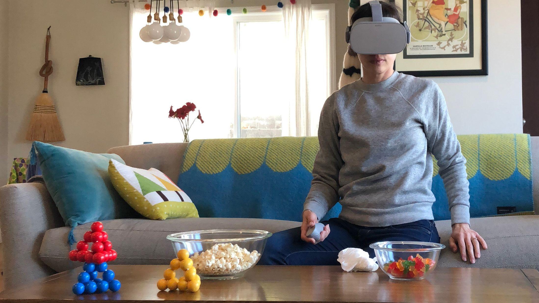 オキュラス年次会議を「VR取材」 使って分かった残念な現実