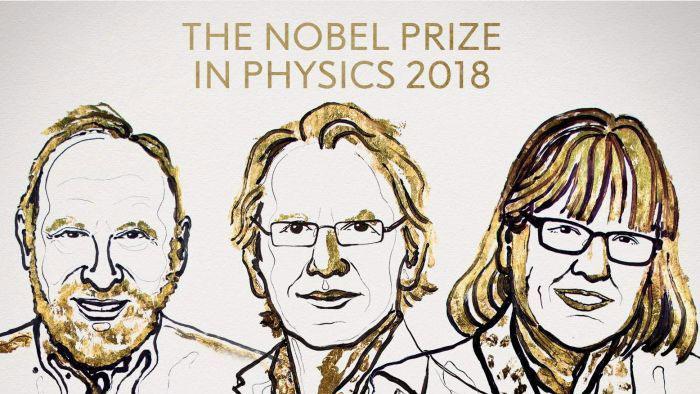 ノーベル物理学賞は「光ピンセット」開発者ら、55年ぶりに女性も