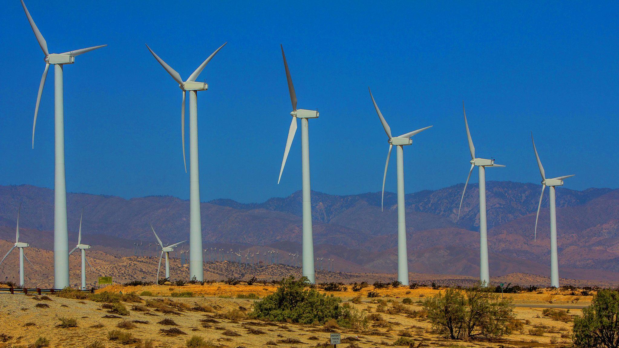 風力発電に思わぬ副作用、短期的には温暖化を促進か?
