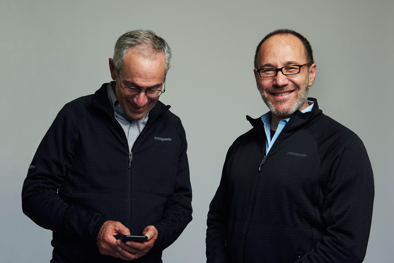 Tom Insel and Paul Dagum