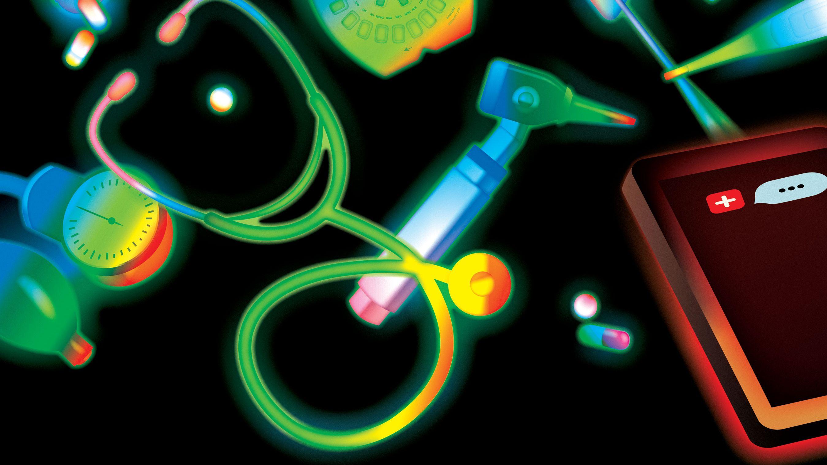 利用者の半数が受診をやめた AIチャット・ドクターは 医療費抑制の切り札になるか