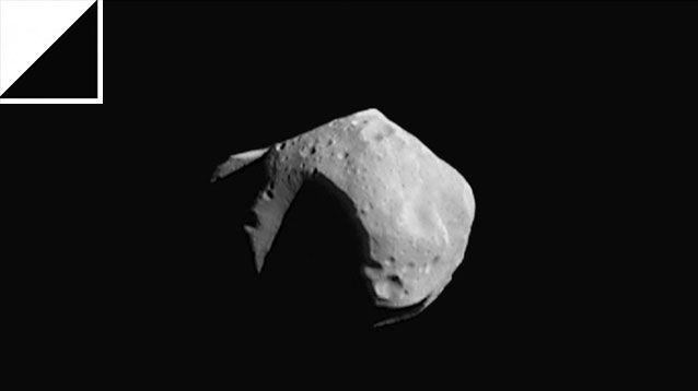 小惑星での資源採掘、地球上よりも「環境にやさしい」ことが判明