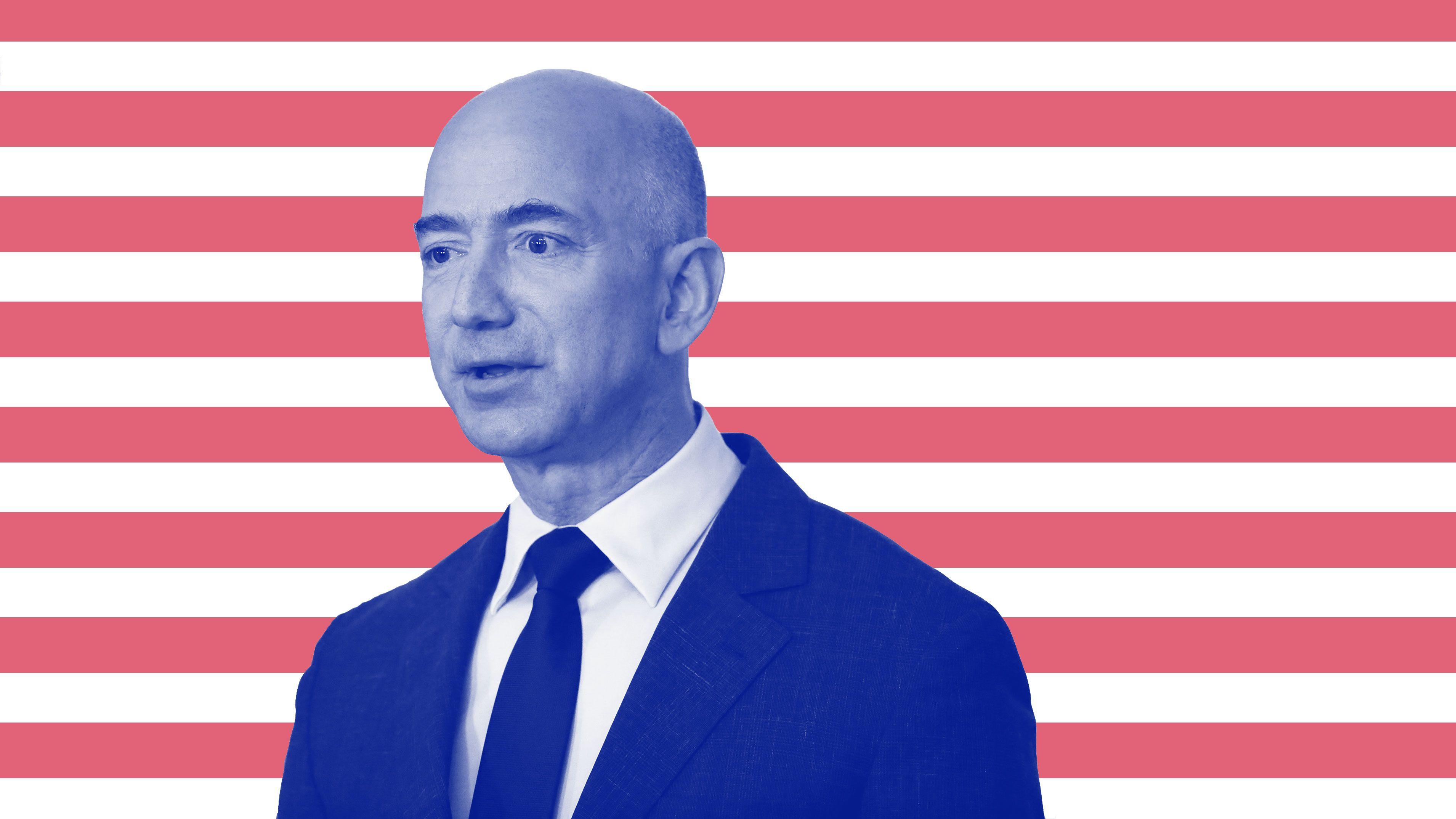 「政商」化するアマゾン、米政府の重要インフラでシェア圧倒